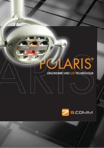 G.Comm Polaris Produktbroschüre